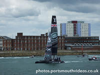 America's Cup Portsmouth 23rd to 26th July 2015